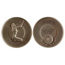 ANA Howland Wood Award Silver Medal