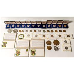 ANA Judges & Appreciation Medals