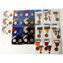 ANA Annual Convention Medals & Breast Badges (1970-1974)