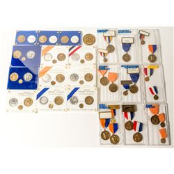 ANA Annual Convention Medals and Medallic Breast Badges (1975-1979)