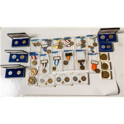 ANA Annual Medals & Breast Badges, 1980 to 1984