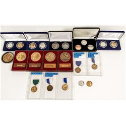 ANA Annual Convention Medals, Badges, & Convention Ribbons  (2010-2014)