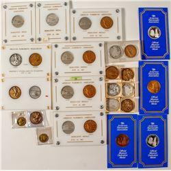 ANA Silver & Bronze Dedication Medals