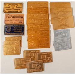 """ANA Souvenir """"Credit Card"""" Collection"""