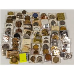 Don Young's Collection of ANA Annual Convention Collectible Medals & Tokens
