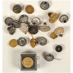 ANA: Don Young's Personal Lapel Pin Collection