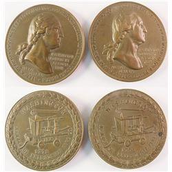 Washington Medal: Congressional Memorial of Washington's Death
