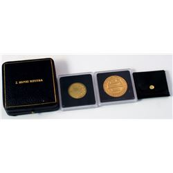 ANA Gold Medals Awarded to Past President J. Henri Ripstra