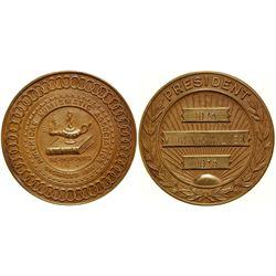 ANA Presidential Gold Medal (Virginia Culver)