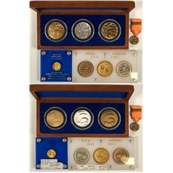 ANA Annual Convention Gold Medals & Others