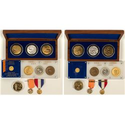 ANA Annual Convention Medals in Gold Group