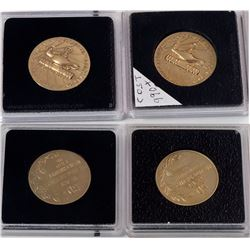 ANA Gold 50 Year Medals