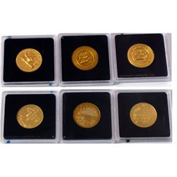 ANA Gold 50 Year Medals Issued to Prominent Numismatists