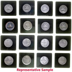 ANA Silver 25 Year Membership Medals Collection