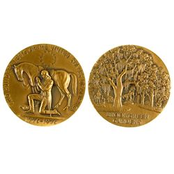 Brookgreen Gardens: Medal Number Four, 1976