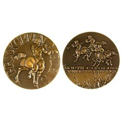 Brookgreen Gardens: Medal Number Fourteen, 1986