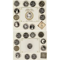 Central States Numismatic Society: Don Young's Collection of CSNS Silver Medallions