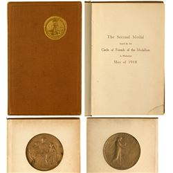 Circle of Friends of the Medallion: 1910 Book and 2nd Medallion
