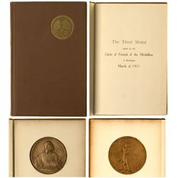 Circle of Friends of the Medallion: 1911 Book and 3rd Medallion