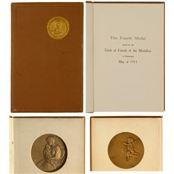 Circle of Friends of the Medallion: 1911 Book and 4th Medallion