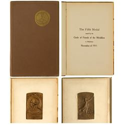 Circle of Friends of the Medallion: 1911 Book and 5th Medallion