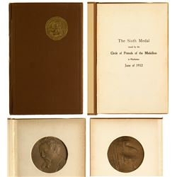 Circle of Friends of the Medallion: 1912 Book and 6th Medallion