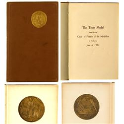 Circle of Friends of the Medallion: 1914 Book and 10th Medallion