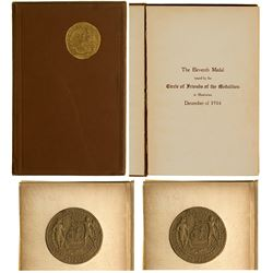 Circle of Friends of the Medallion: 1914 Book and 11th Medallion