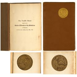 Circle of Friends of the Medallion: 1915 Book and 12th Medallion