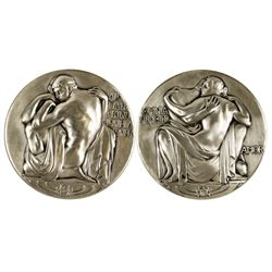 Society of Medalists: Lovers