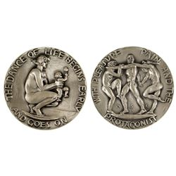 Society of Medalists: Dance of Life
