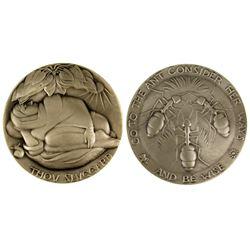 Society of Medalists: Thou Sluggard