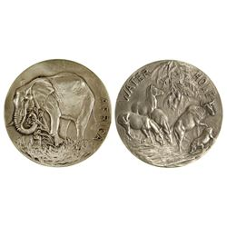 Society of Medalists: African elephant