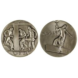 Society of Medalists: Riggers