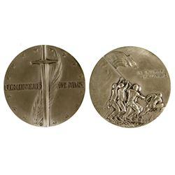 Society of Medalists: Flag Raising on Iwo Jima