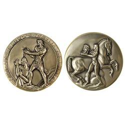 Society of Medalists: John the Baptist