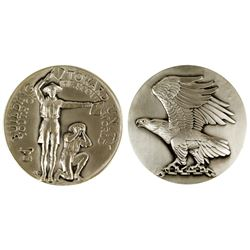 Society of Medalists: Eagle