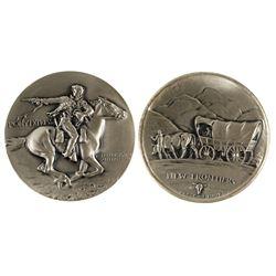 Society of Medalists: Pony Express