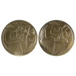 Society of Medalists: Socrates