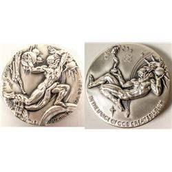 Society of Medalists: Creator of Universe