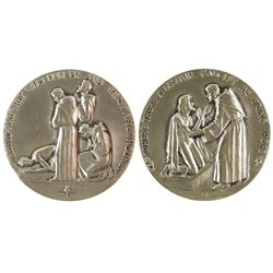 Society of Medalists: St. Francis of Assisi