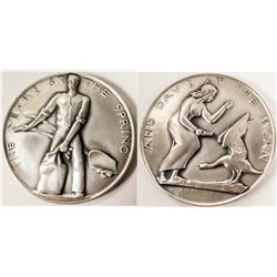 Society of Medalists: Year's at the spring