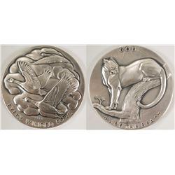 Society of Medalists: Puma