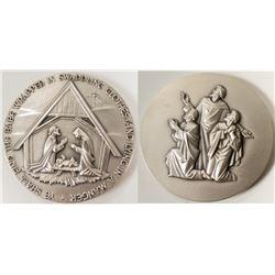 Society of Medalists: Three Wisemen