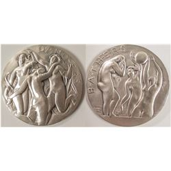 Society of Medalists: Dancers