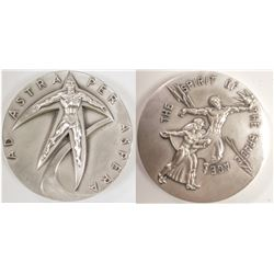 Society of Medalists: To the stars
