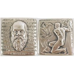 Society of Medalists: Honor to Socrates