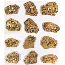Society of Medalists: The Fossil Collection