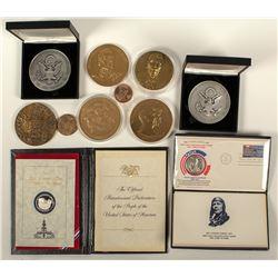 US Mint Medal Group