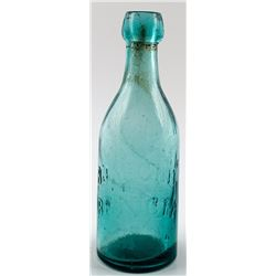 McGee Soda Bottle from Benicia